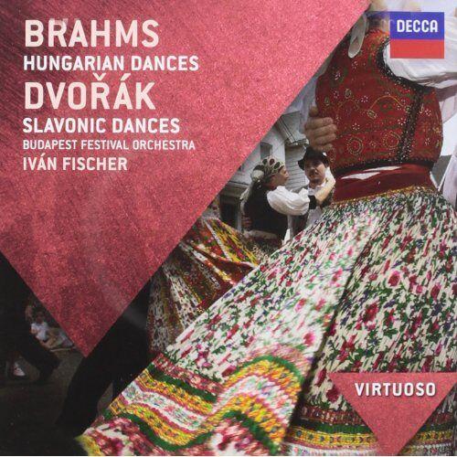 Ivan Fischer - Ungarische Tänze/Slawische Tänze - Preis vom 12.06.2021 04:48:00 h