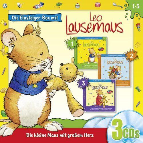 Leo Lausemaus - Leo Lausemaus 3 CD Box - Preis vom 12.10.2021 04:55:55 h