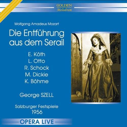 W.a. Mozart - Entfuehrung aus dem Serail, die - Preis vom 12.06.2021 04:48:00 h