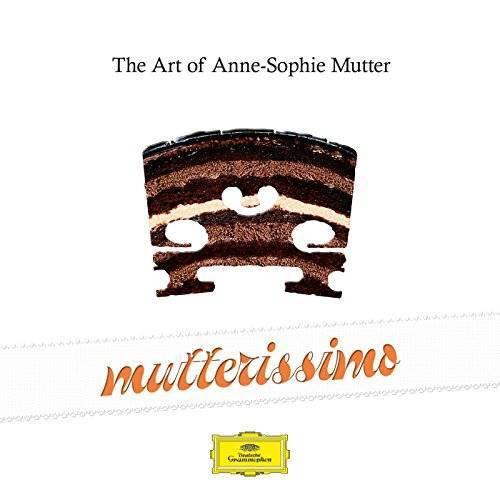 Anne-Sophie Mutter - Mutterissimo-The Art Of Anne-Sophie Mutter - Preis vom 13.06.2021 04:45:58 h