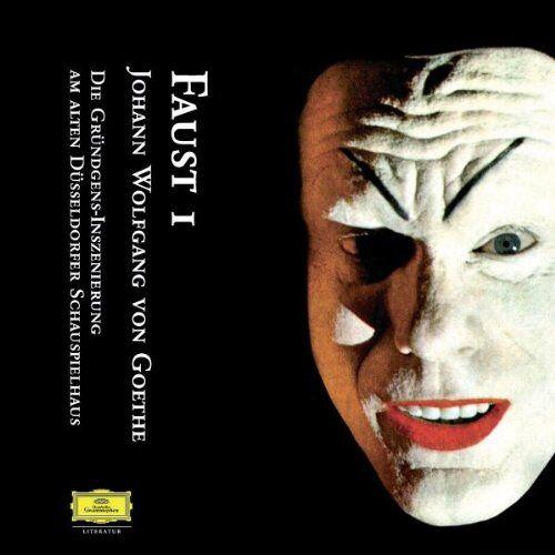 Gustaf Gründgens - Faust 1 - Preis vom 11.06.2021 04:46:58 h