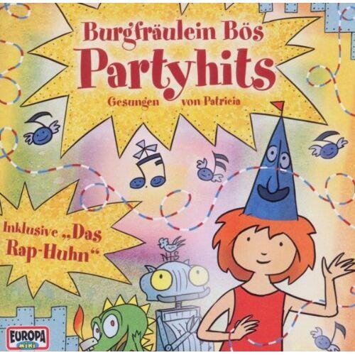 Burgfräulein Bö - Burgfräulein Bös Partyhits - Preis vom 22.06.2021 04:48:15 h
