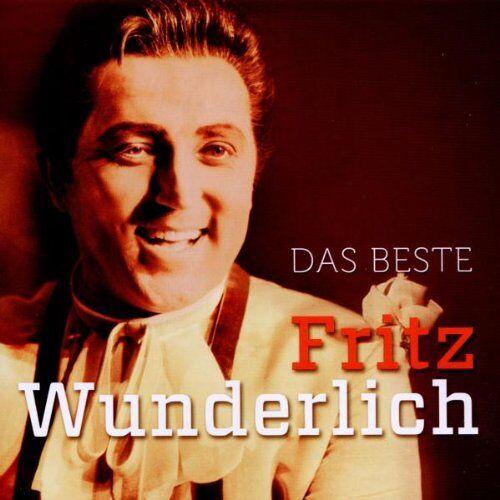 Fritz Wunderlich - Fritz Wunderlich-Das Beste - Preis vom 22.06.2021 04:48:15 h