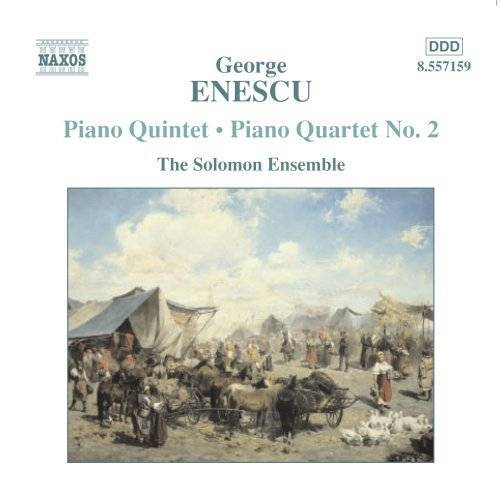 Solomon Ensemble - Klavierquintett/Klavierquartet - Preis vom 19.06.2021 04:48:54 h