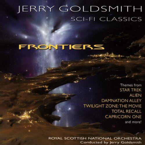 Jerry Goldsmith - Jerry Goldsmith Frontiers - Preis vom 22.06.2021 04:48:15 h