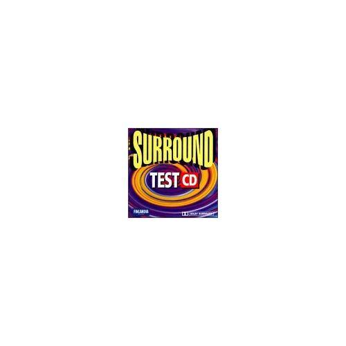 Va-Dolby Surround Test CD - Dolby Surround Test CD - Preis vom 19.06.2021 04:48:54 h