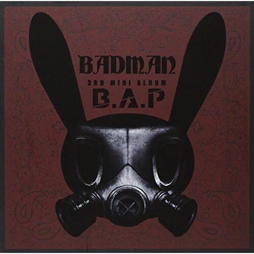 B.a.P - Badman [3th Mini Album] - Preis vom 19.06.2021 04:48:54 h