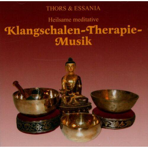 Thors & Essania - Klangschalen-Therapie-Musik - Preis vom 09.09.2021 04:54:33 h