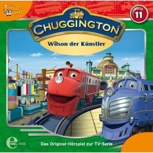 Chuggington - (11)Hsp-Wilson der Künstler - Preis vom 12.10.2021 04:55:55 h