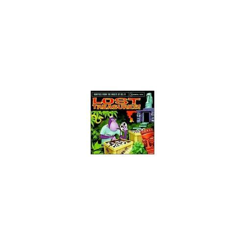 Va-Lost Treasures - Lost Treasures - Preis vom 02.08.2021 04:48:42 h