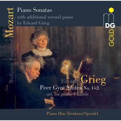 Trenkner - Piano Sonatas with additional second piano - Preis vom 19.06.2021 04:48:54 h