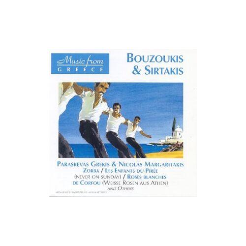 Bouzoukis & Sirtakis - Preis vom 11.06.2021 04:46:58 h