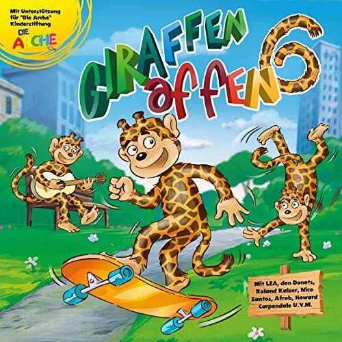 Giraffenaffen - Giraffenaffen 6 - Preis vom 12.10.2021 04:55:55 h