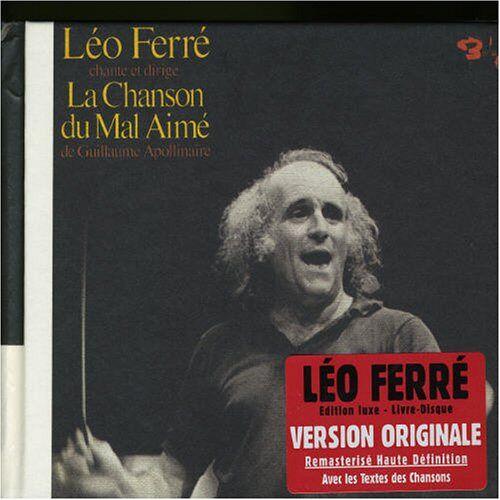 Leo Ferre - Chante Apollinaire - Preis vom 18.06.2021 04:47:54 h