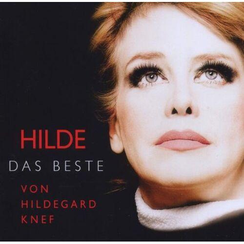 Hildegard Knef - Hilde - Das Beste von Hildegard Knef - Preis vom 20.06.2021 04:47:58 h