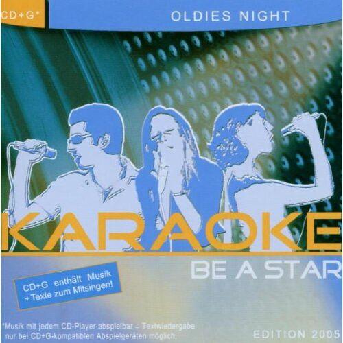Karaoke - Karaoke-Oldies Night / CDG - Preis vom 18.06.2021 04:47:54 h