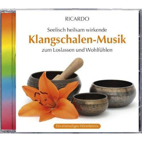 Ricardo - Klangschalen-Musik - Preis vom 24.07.2021 04:46:39 h