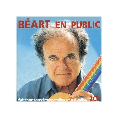 Guy Béart - Beart En Public - Preis vom 18.06.2021 04:47:54 h