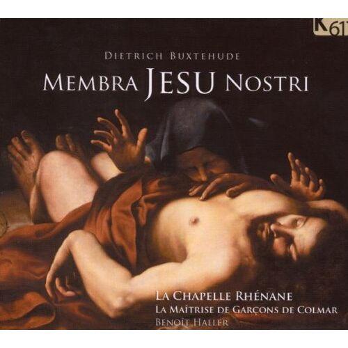La Chapelle Rhenane - Membra Jesu Nostri - Preis vom 16.06.2021 04:47:02 h