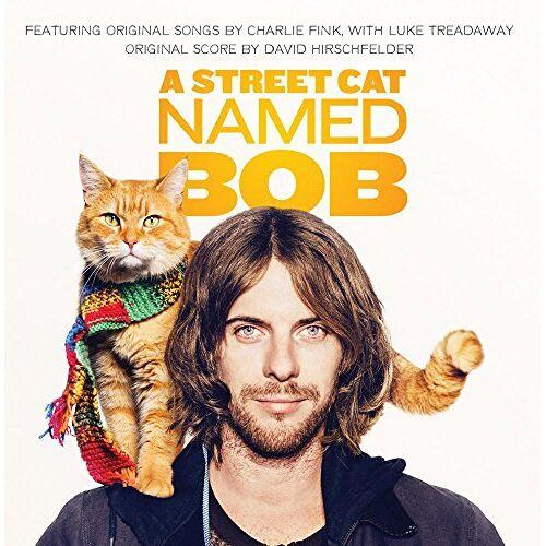 David Hirschfelder - A Street Cat Named Bob/Ost - Preis vom 14.06.2021 04:47:09 h