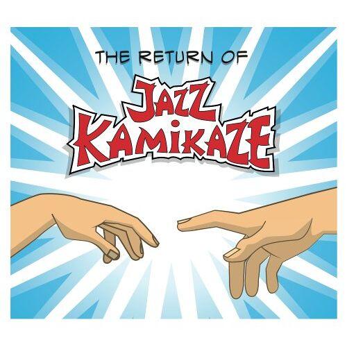 Jazzkamikaze - The Return of Jazzkamikaze - Preis vom 11.06.2021 04:46:58 h