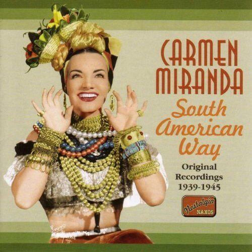 Carmen Miranda - South American Way - Preis vom 19.06.2021 04:48:54 h