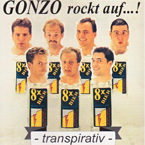Gonzo - Gonzo Rockt auf..-Transpirativ - Preis vom 12.06.2021 04:48:00 h