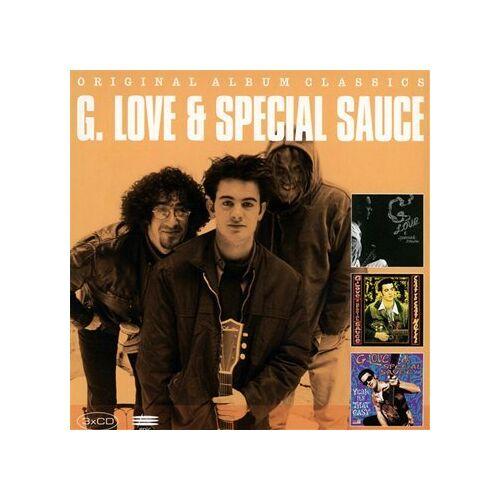 G.Love & Special Sauce - Original Album Classics - Preis vom 22.06.2021 04:48:15 h