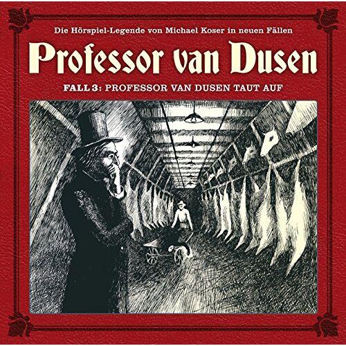Professor Van Dusen - 03:Professor Van Dusen Taut auf - Preis vom 17.05.2021 04:44:08 h