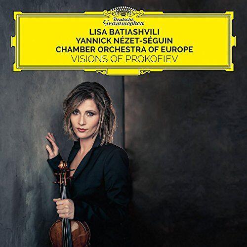 Lisa Batiashvili - Visions Of Prokofiev - Preis vom 21.06.2021 04:48:19 h