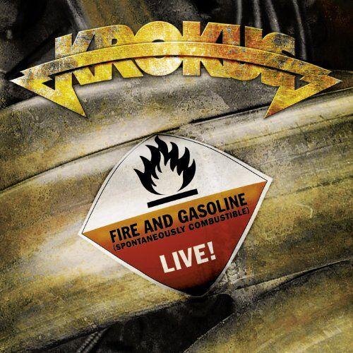 Krokus - Fire & Gasoline - Krokus Live! - Preis vom 16.05.2021 04:43:40 h
