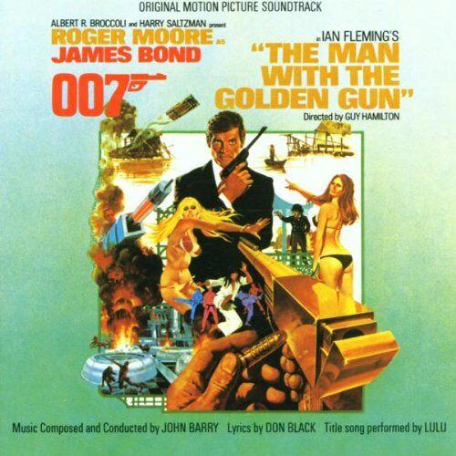 - James Bond - Der Mann mit dem goldenen Colt (The Man With the Golden Gun) - Preis vom 13.06.2021 04:45:58 h