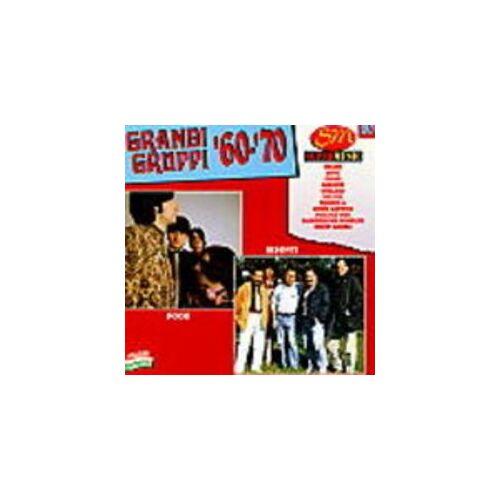 Vari-I Grandi Gruppi - '60-'70 Vol.10-I Grandi Gruppi - Preis vom 20.06.2021 04:47:58 h