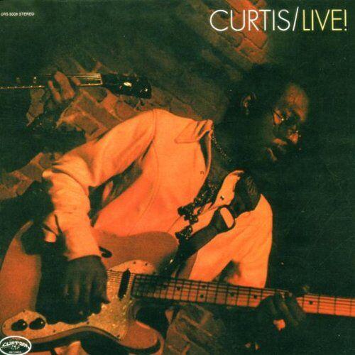 Curtis Mayfield - Curtis Live - Preis vom 21.06.2021 04:48:19 h