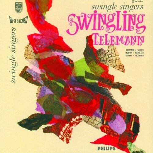 the Swingle Singers - Swingling Telemann - Preis vom 17.06.2021 04:48:08 h