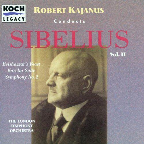 Kajanus - Robert Kajanus Conducts 2 - Preis vom 22.06.2021 04:48:15 h