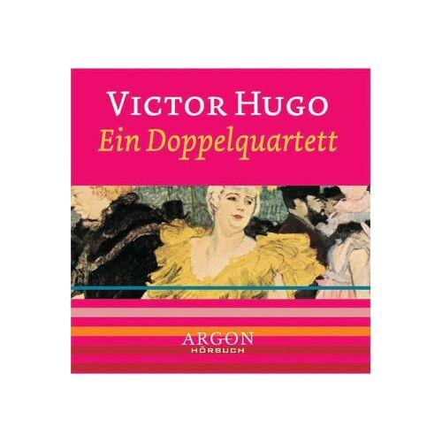 Victor Hugo - Ein Doppelquartett. CD. - Preis vom 12.06.2021 04:48:00 h