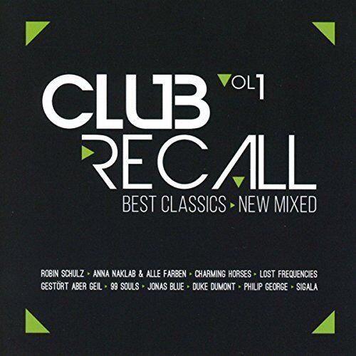 Various - Club Recall - Preis vom 17.06.2021 04:48:08 h