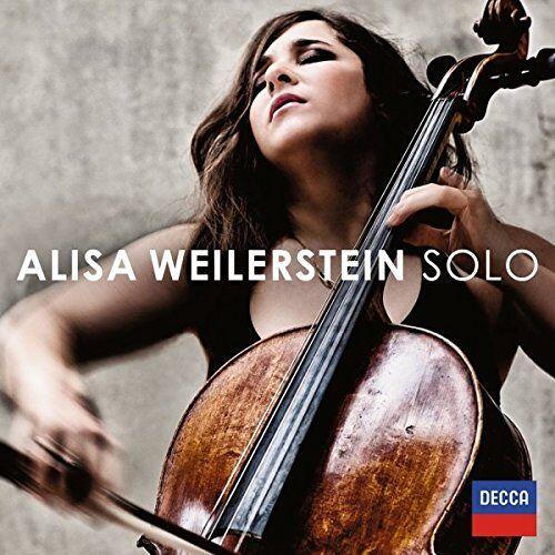 Alisa Weilerstein - Solo - Preis vom 11.06.2021 04:46:58 h