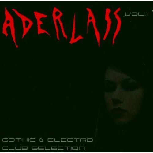 Various - Aderlass Vol.1,Gothic & Electro - Preis vom 15.06.2021 04:47:52 h