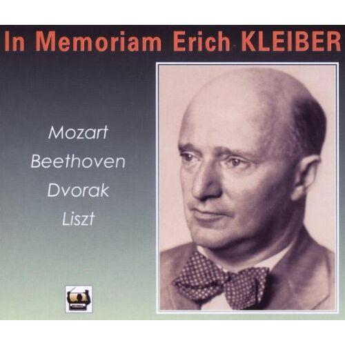 Erich Kleiber - In Memoriam Erich Kleiber (1890-1956) - Preis vom 21.06.2021 04:48:19 h