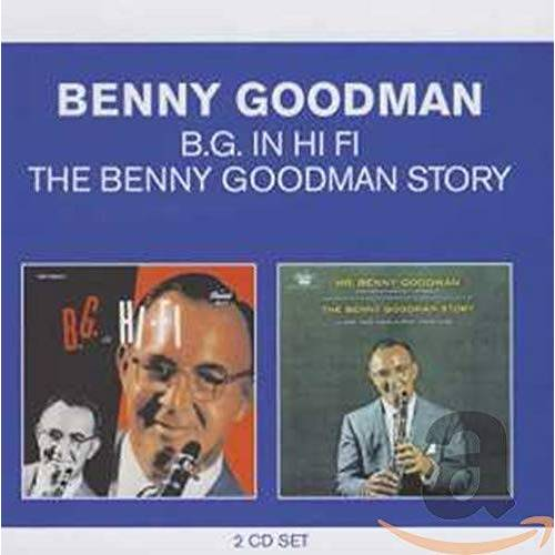 Benny Goodman - B.G. in Hi Fi/the Benny Goodman Story - Preis vom 19.06.2021 04:48:54 h