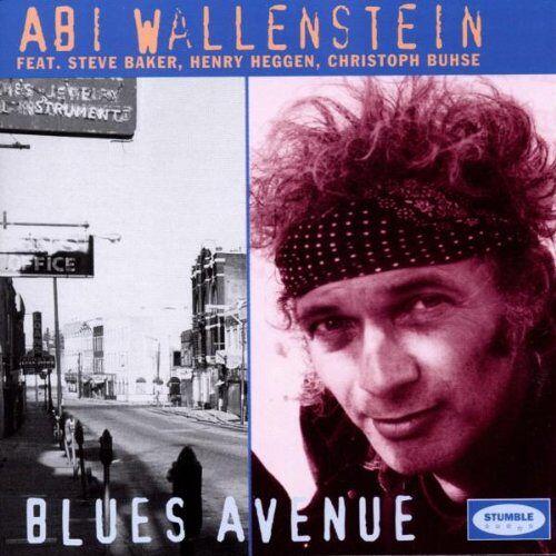 Abi Wallenstein - Blues Avenue - Preis vom 17.06.2021 04:48:08 h