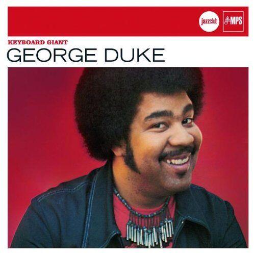 George Duke - Keyboard Giant (Jazz Club) - Preis vom 12.06.2021 04:48:00 h