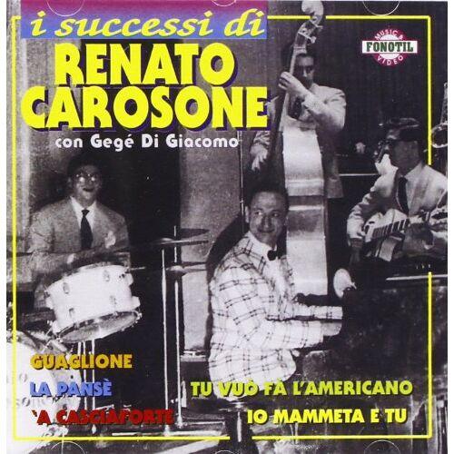 Gege' Di Giacomo - Gege' Di Giacomo-I Successi Di Carosone - Preis vom 20.06.2021 04:47:58 h