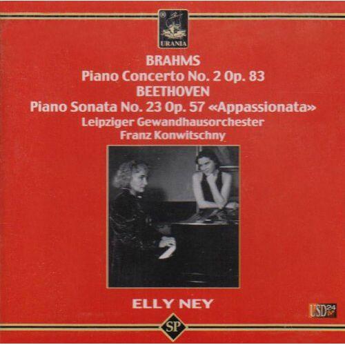 Brahms:Elly Ney - Konzert Fuer Klavier Nr2 Op83 - Preis vom 19.06.2021 04:48:54 h