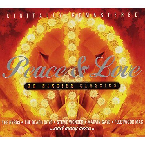 Vari-Peace & Love - Peace & Love - Preis vom 12.06.2021 04:48:00 h