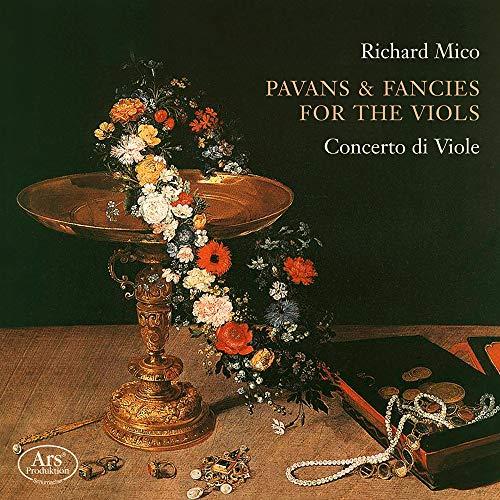 - Mico: Pavans & Fancies for the Viols - Preis vom 22.07.2021 04:48:11 h