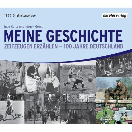 Inge Kurtz - Meine Geschichte: Zeitzeugen erzählen - 100 Jahre Deutschland - Preis vom 22.07.2021 04:48:11 h