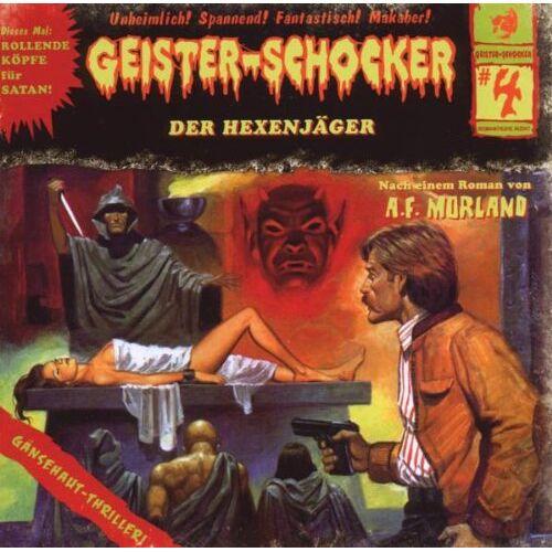 Geister-Schocker - Geister-Schocker, Folge 4: Der Hexenjäger - Preis vom 14.06.2021 04:47:09 h